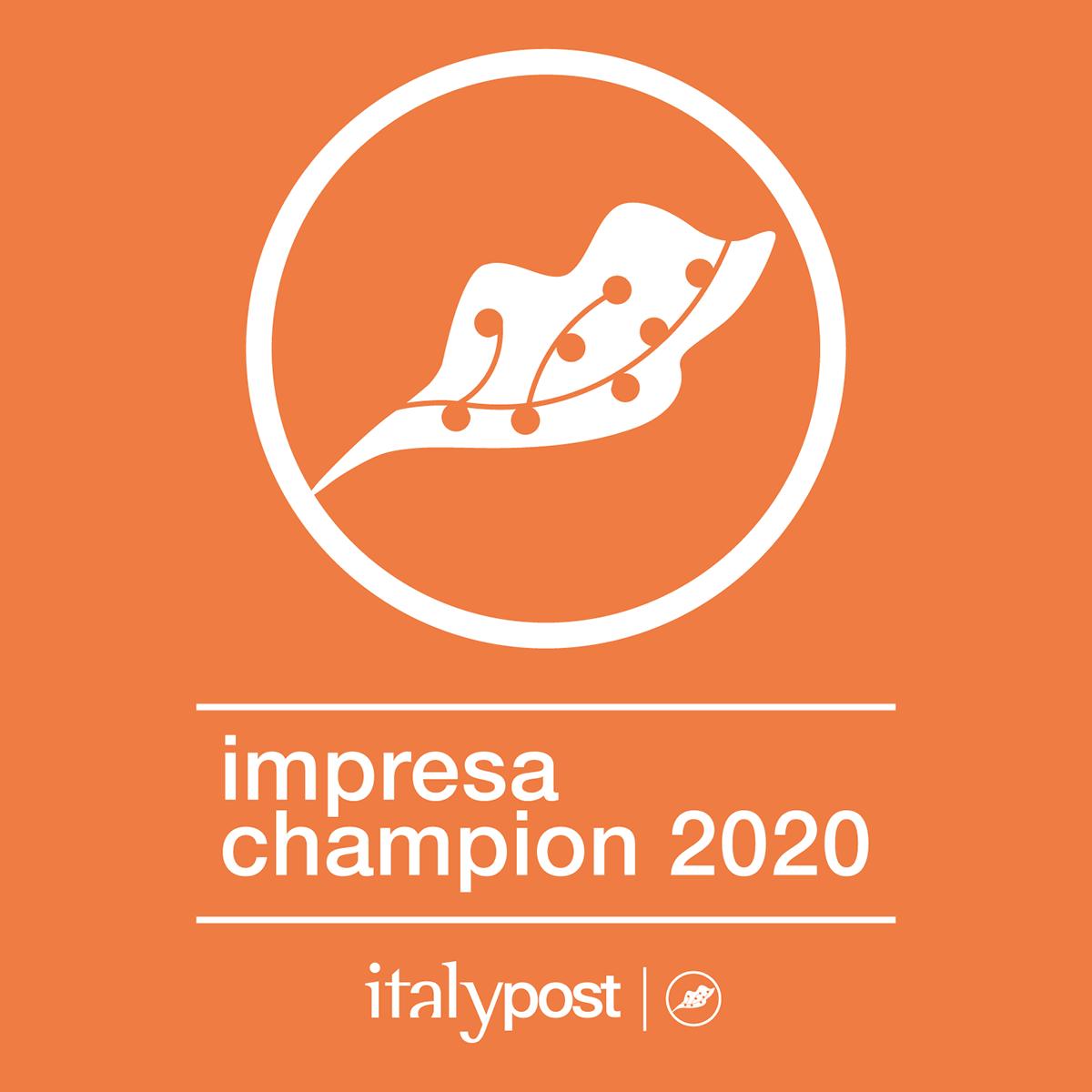 News Artigrafiche Reggiane impresa champion 2020