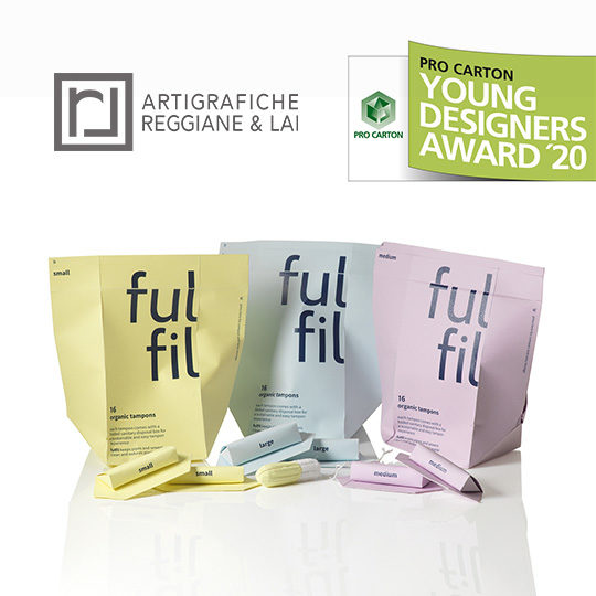 Artigrafiche Reggiane & Lai hosts the winners of the Pro Carton Young Designers Award